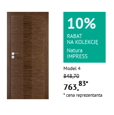 Drzwi Porta Natura Impress