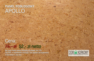 Panel podłogowy Apollo