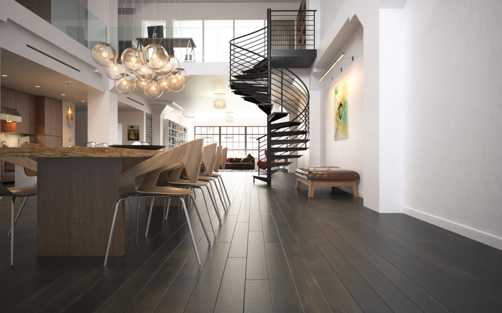 Podłogi drewniane