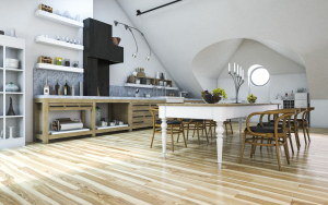 Fertig Deska: Jesion Elegance Kolor