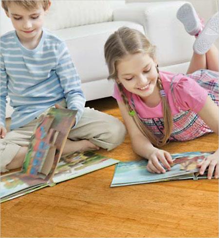 Podłoga korkowa dla dzieci
