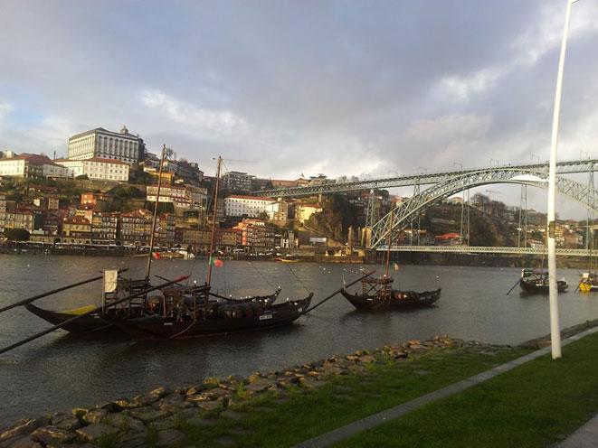 Porto Portugalia - siedziba Amorim Revestimentos