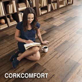 Podłogi korkowe CorkComfort