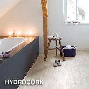 Podłogi korkowe Hydrocork
