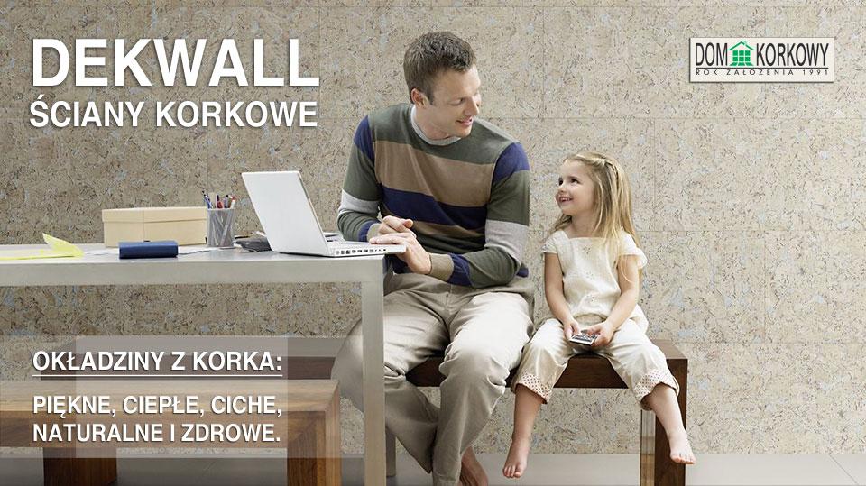 Ściany korkowe