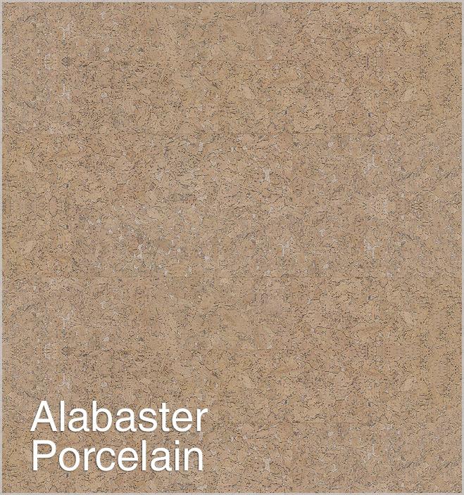 Korek ścienny Alabaster Porcelain