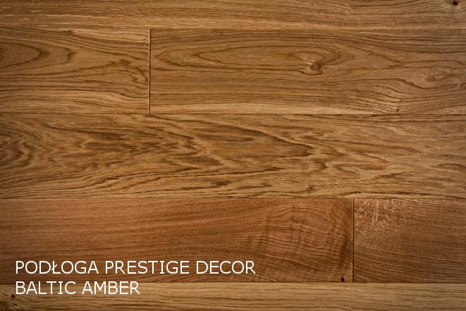 Podłoga drewniana Baltic Amber