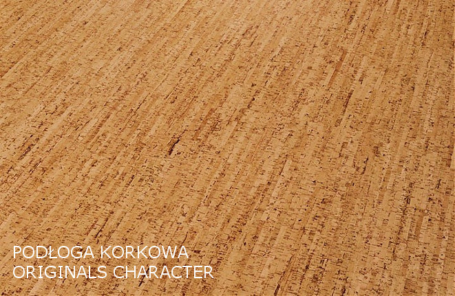 Podłoga korkowa Originals Character