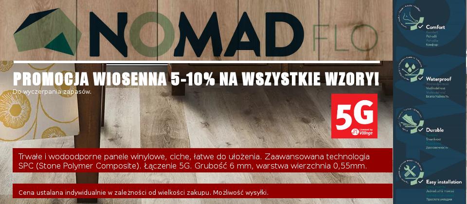Promocja NomadFlo