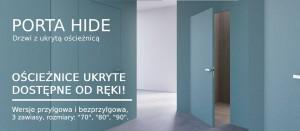 Ościeżnice Porta Hide