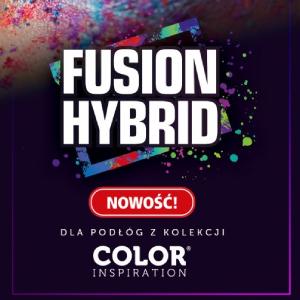 Fusion Hybrid dla podłóg drewnianych